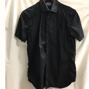 ZARA BLACK S/S SHIRT